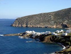 Komiaki - Apollonas  Touring in Naxos - Routes  Naxos ...